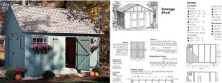 Plans for Building A Shed